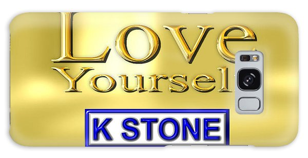 Galaxy Case - Love Yourself by K STONE UK Music Producer