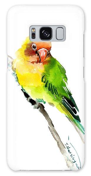 Lovebird Galaxy Case by Suren Nersisyan