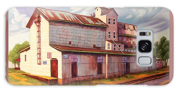 Loveland Feed And Grain Mill Galaxy Case