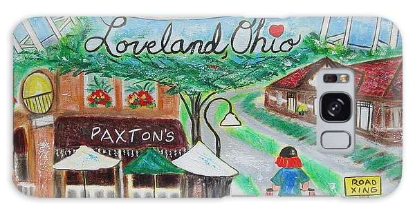 Loveland Ohio Galaxy Case
