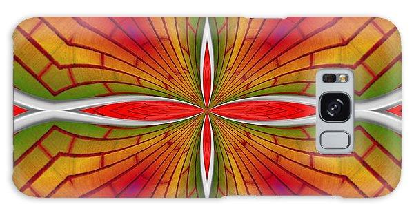 Lovely Geometric  Galaxy Case