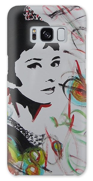 Lovely Hepburn Galaxy Case