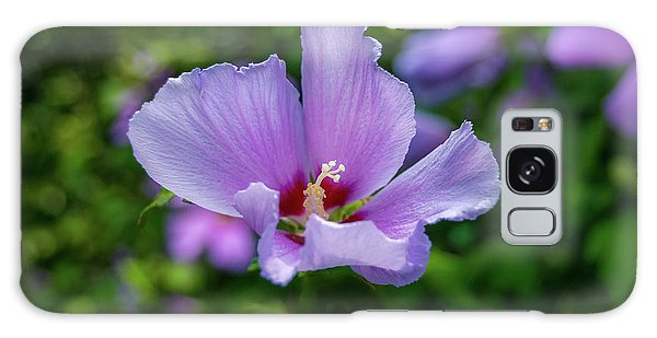 Lovely Hibiscus Galaxy Case