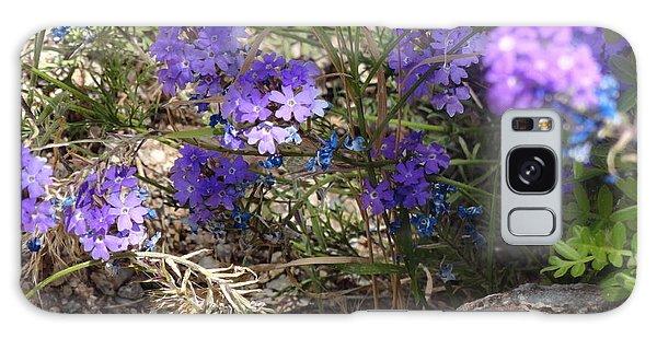 Lovely Lavender Galaxy Case