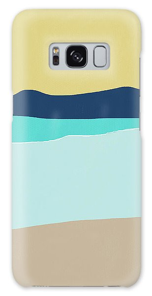 Low Tide- Art By Linda Woods Galaxy Case by Linda Woods