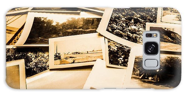 Time Frame Galaxy Case - Lowdown On A Vintage Photo Collections by Jorgo Photography - Wall Art Gallery