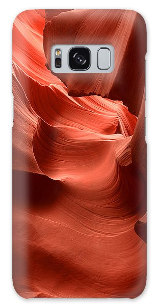 Lower Antelope Canyon 1 Galaxy Case