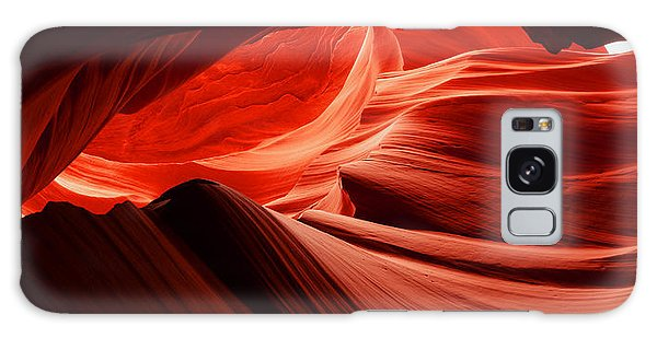 Lower Antelope Canyon 2 Galaxy Case