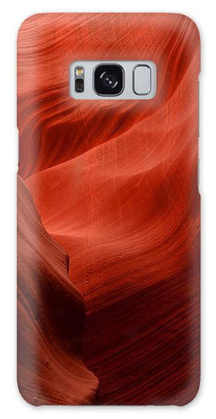 Lower Antelope Canyon 3 Galaxy Case