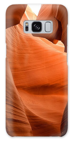 Lower Antelope Canyon 7 Galaxy Case