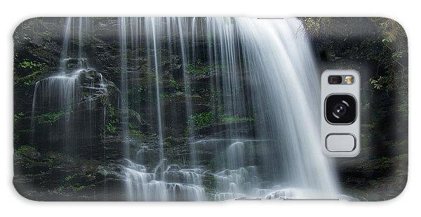 Lower Bearwallow Falls Galaxy Case