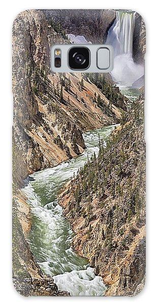 Lower Falls Galaxy Case by John Gilbert