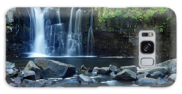 Lower Johnson Falls Galaxy Case