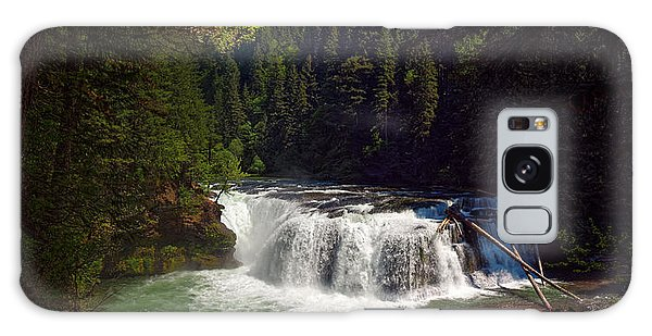 Lower Lewis Falls Galaxy Case