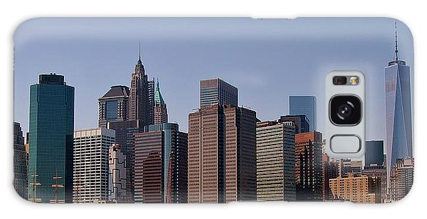 Lower Manhattan Nyc #2 Galaxy Case
