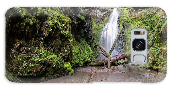 Lower Trestle Creek Falls Galaxy Case