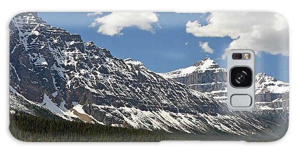 Lower Waterfowl Lake Galaxy Case