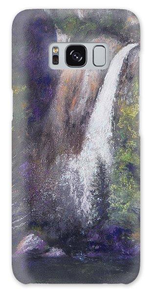 Lower Yosemite Falls Galaxy Case