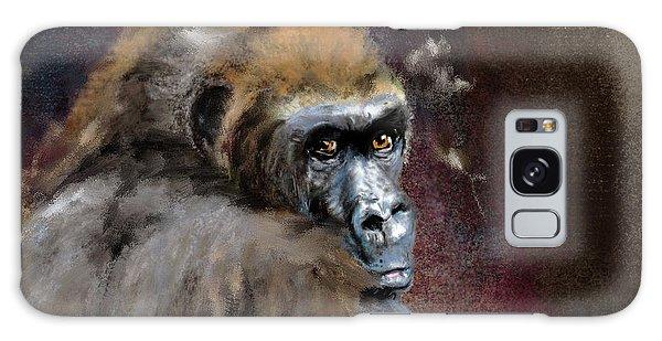 Lowland Gorilla Galaxy Case