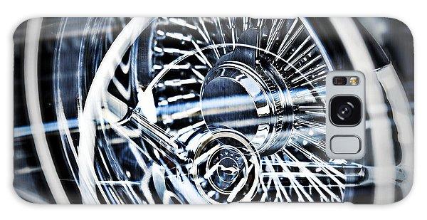 Lowrider Wheel Illusions 1 Galaxy Case
