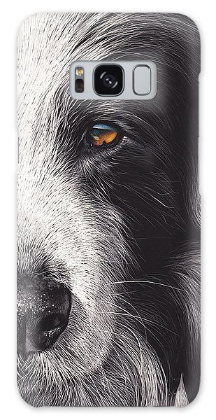 Loyal Companion Galaxy Case