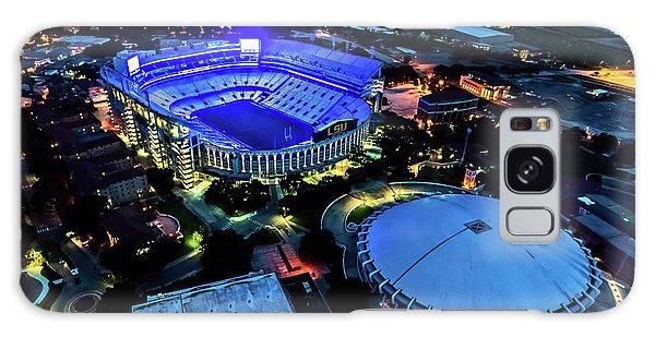 Lsu Tiger Stadium Supports Law Enforcement Galaxy Case