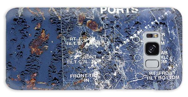 Lube Port Galaxy Case