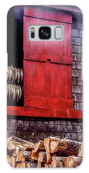 Lubec Smokehouse Galaxy Case