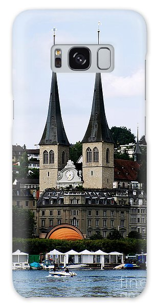 Lucerne Cathedral Galaxy Case