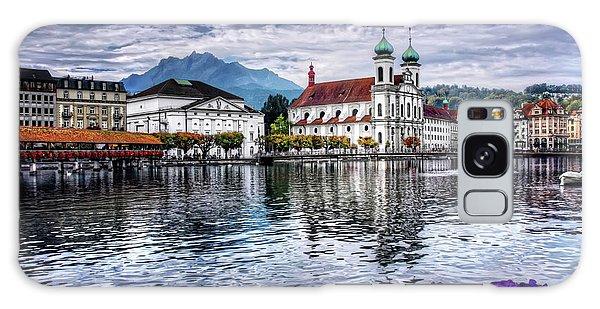 Lucerne In Switzerland  Galaxy Case