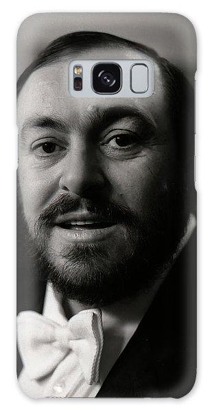 Luciano Pavarotti Galaxy Case