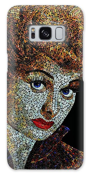 Lucille Ball  Galaxy Case