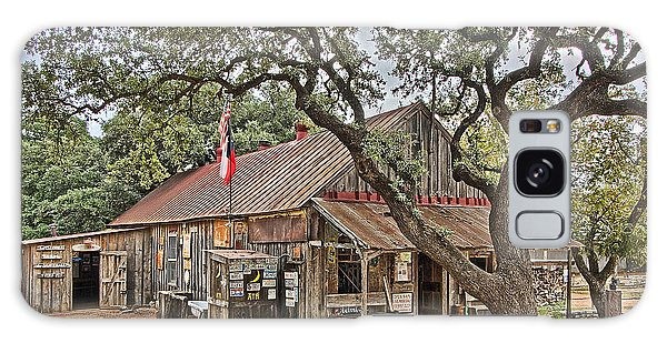 Luckenbach Post Office And General Store_1 Galaxy Case