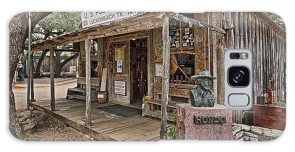 Luckenbach Post Office And General Store_2 Galaxy Case