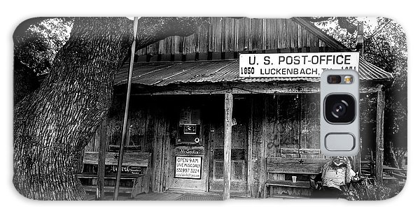Luckenbach Texas Galaxy Case