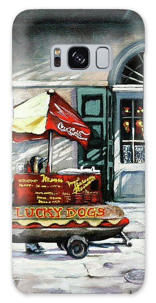 Lucky Dogs Galaxy Case
