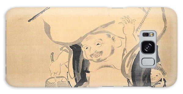 Galaxy Case - Lucky Gods Hotei by Keisuke Ueda