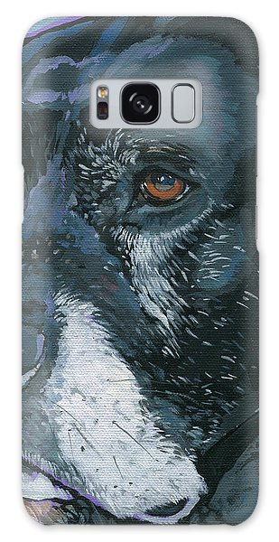 Lucy Galaxy Case by Nadi Spencer