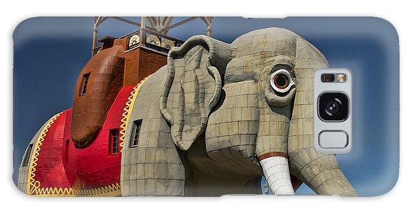 Lucy The Elephant I Galaxy Case