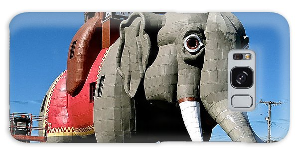 Lucy The Elephant Galaxy Case by Ira Shander