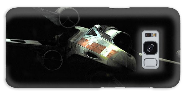 Luke's Original X-wing Galaxy Case