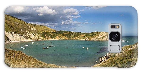 Lulworth Cove Dorset Galaxy Case