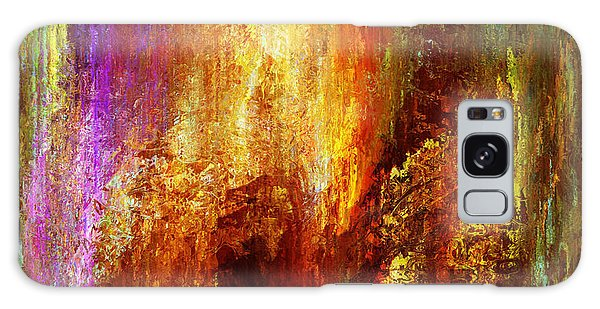 Luminous - Abstract Art Galaxy Case