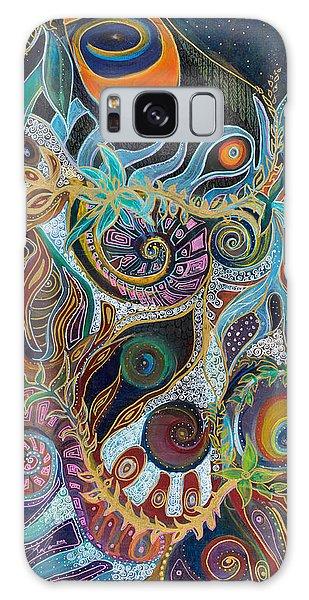 Luminous Galaxy Case by Leela Payne