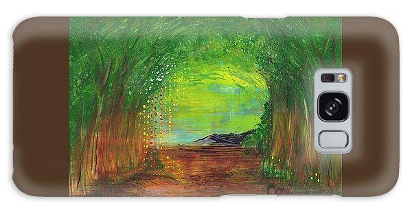 Luminous Path Galaxy Case