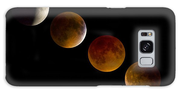 Lunar Eclipse 2015 Galaxy Case