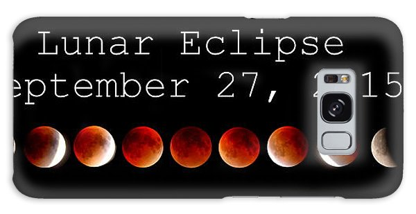 Lunar Eclipse Galaxy Case