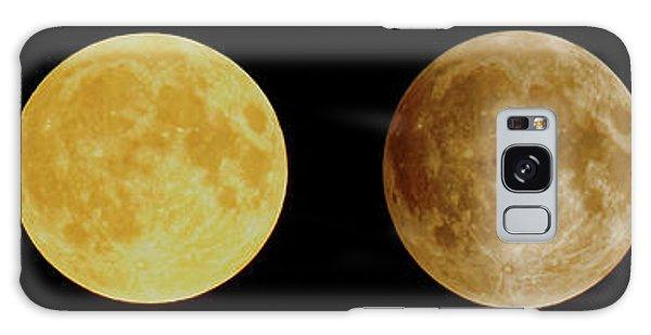 Lunar Eclipse Progression Galaxy Case