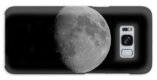 Lunarcy Over Cape Cod Canal Galaxy Case