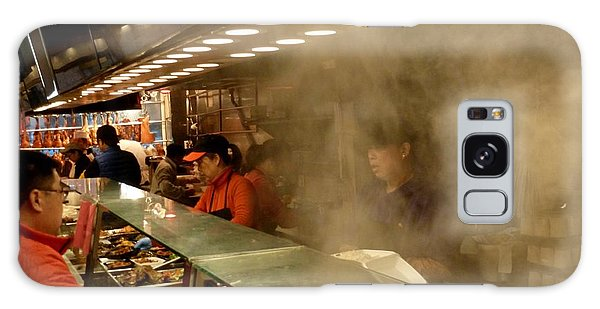 Lunch Counter In Flushing Galaxy Case